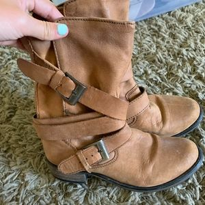 Steve Madden Western Styled Booties